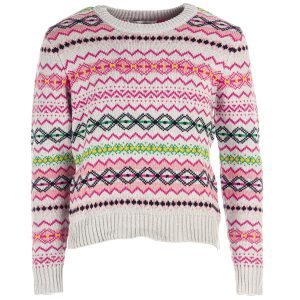 salto-strikket-genser
