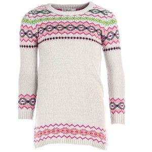 salto-strikket-kjole