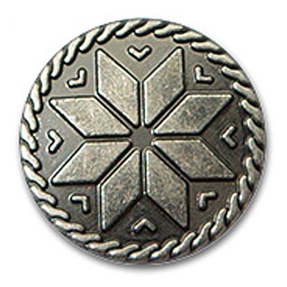 knapp-metallknapp-stjerne-kofter
