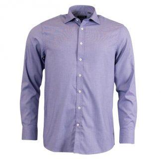 PreEnd-Bomull-skjorte-til-herre-langermet