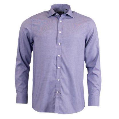 PreEnd-skjorte-med-krage-og-knapper