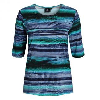 Brandtex-t-skjorte-striper