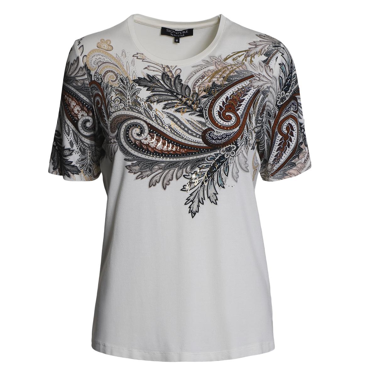 signature-t-skjorte-med-print