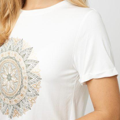 soyaconcept-t-skjorte-med-print