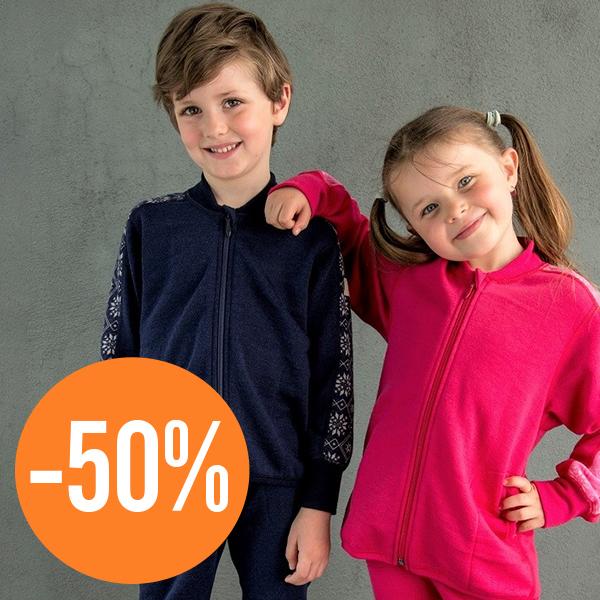 Ull til barn -50%