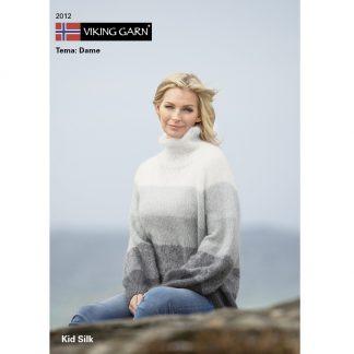 viking-garn-strikkekatalog-2012-dame