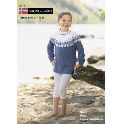 viking-garn-strikkekatalog-barn