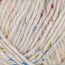270 - Tweed Hvit